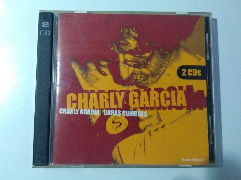 Cd Charly Garcia