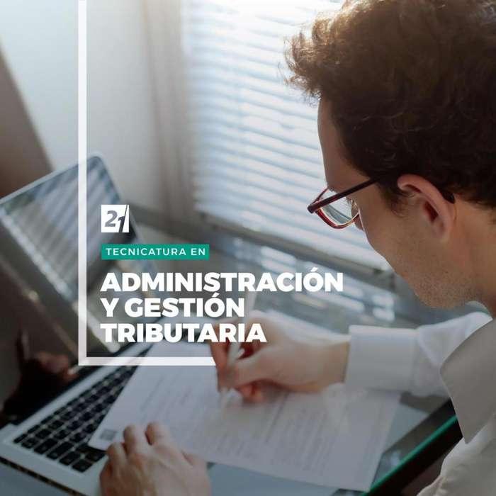 Tecnicatura en Administración y Gestión Tributaria - Universidad Siglo 21 Gualeguaychú