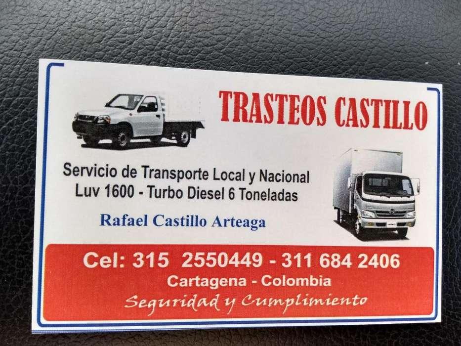 Trateos Castillo Local Y Nacional