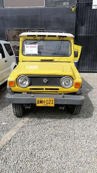 Daihatsu F20 1982 - 1000 km