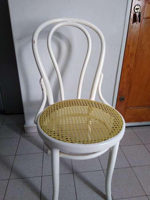Vendo <strong>silla</strong> de Madera Thonet