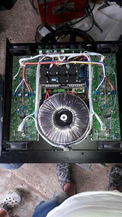 Amplificador Prodj 6-4 Como Nuevo