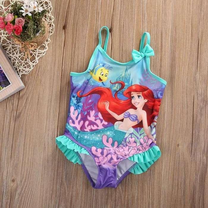 Vestido de Baño de La Sirenita