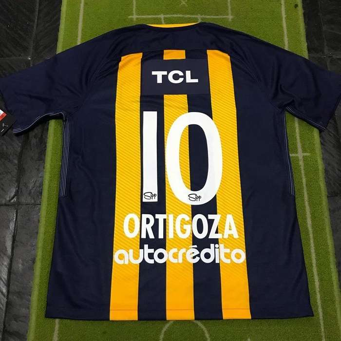 Camiseta Rosario Central Final Copa Argentina 2018 XL