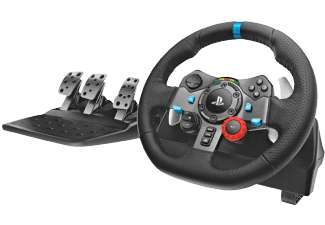 Volante Pedales Logitech G29 Driving Force Ps3 Ps4 Pc