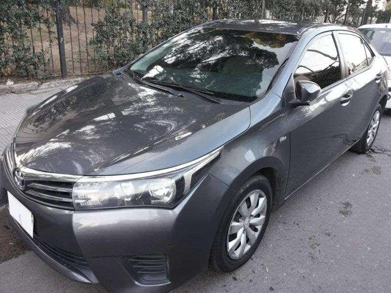 Toyota Corolla 2016 - 35000 km