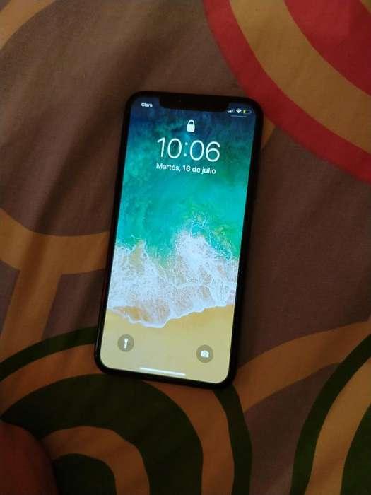 iPhone X 64 Gb en Perfecto Estado