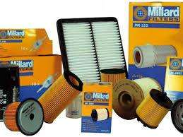 LOTE DE <strong>filtros</strong> MILLARD PARA CHEVROLET Y FORD