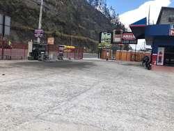 ARRIENDO TERRENO CON LOCAL, BODEGA 2500m