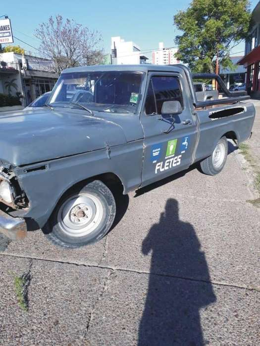 <strong>ford</strong> F-100 1977 - 1000 km