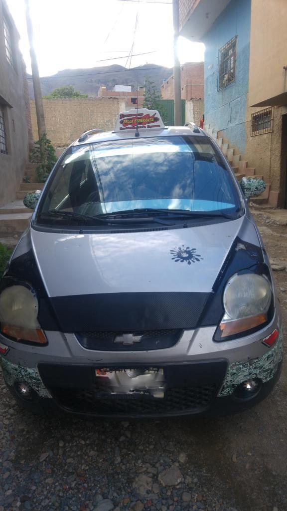 Auto Chevrolet Spark 2012
