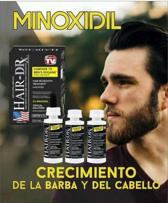 Minoxidil Americano 5 Porciento Original