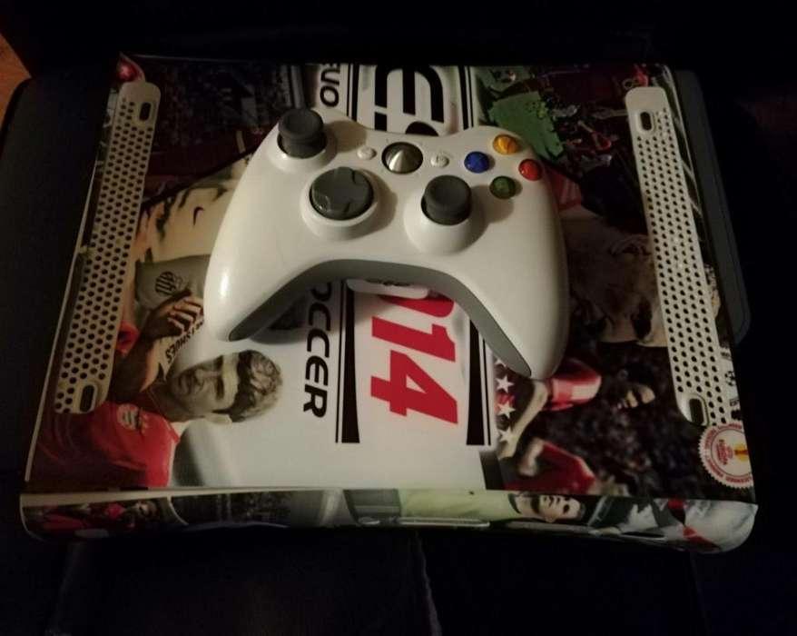 Xbox 360 Dd 20gb Control 3.0 Juegos