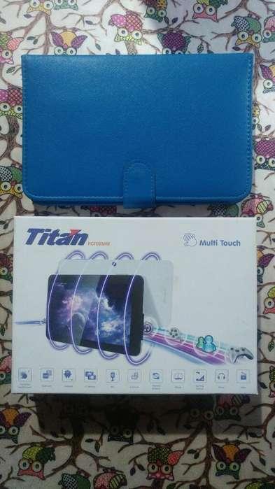 Tablet Titán Pc7023me 16 Gb, 7 Pulgadas