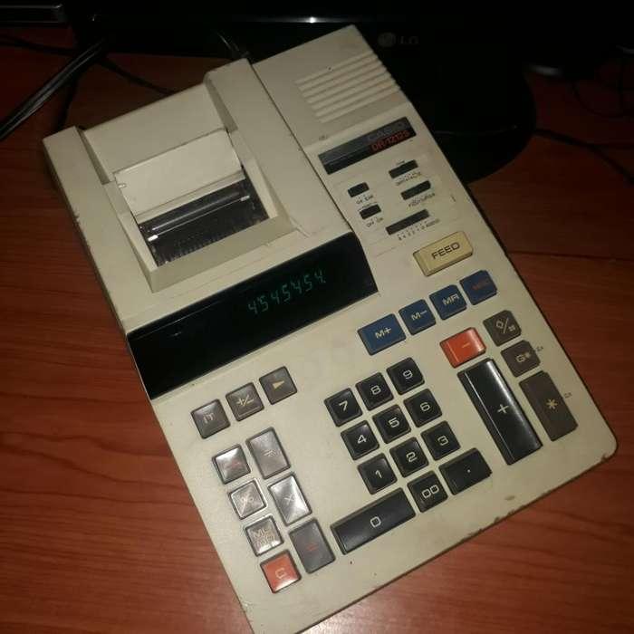 Sumadora <strong>calculadora</strong> Casio Dr 1212s
