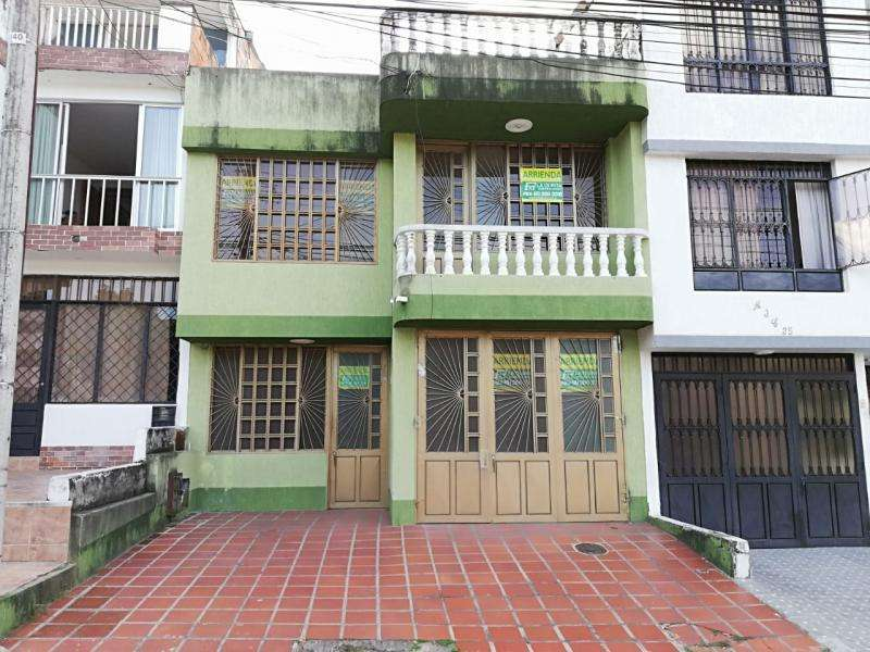 <strong>casa</strong> En Arriendo En Ibague Hacienda Piedra Pintada Cod. ABPAI11409