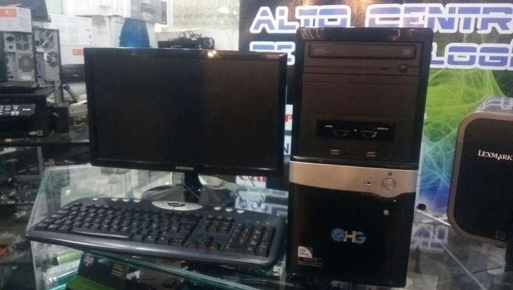 Computador de Mesa Celerón Dual Core Di