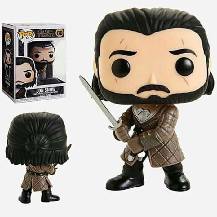 Funko Pop Jon Snow Game Of Thrones 80