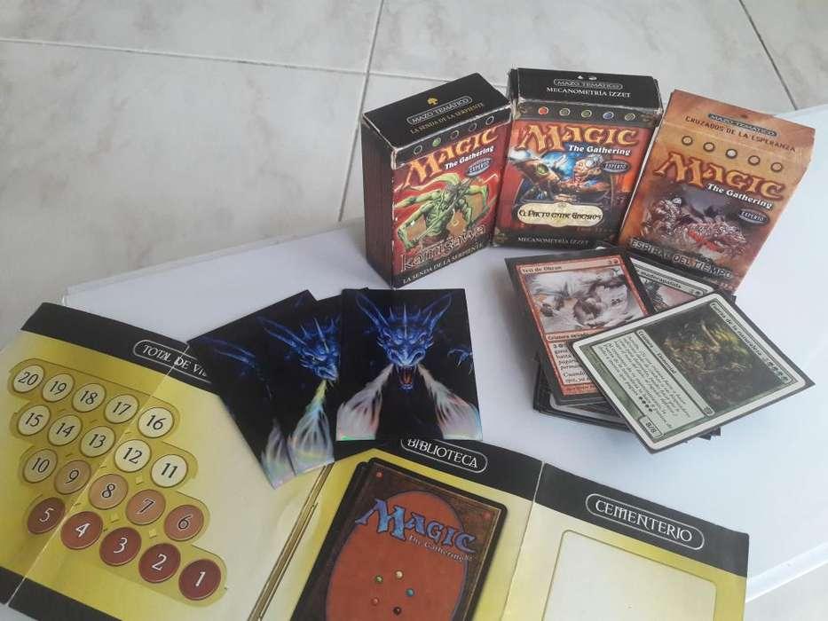 310 Cartas Magic 99 Protectores