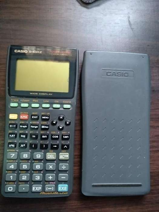 Calculadora Graficadora Casio