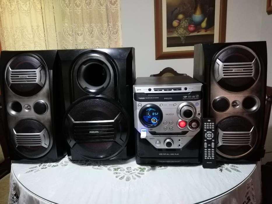 Vendo Equipo de Sonido Philips