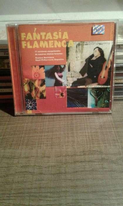 Gustavo Montesano Fantasia Flamenca