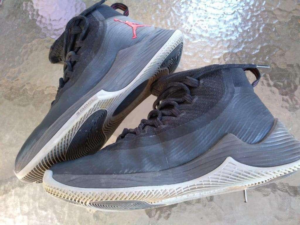Zapatillas Nike Jordan Ultra Fly Ii N 39