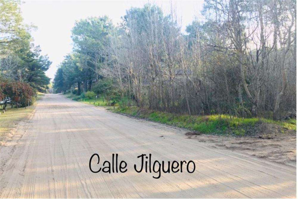 Lote-Venta-Cariló Costa Atlantica Calle Jilguero