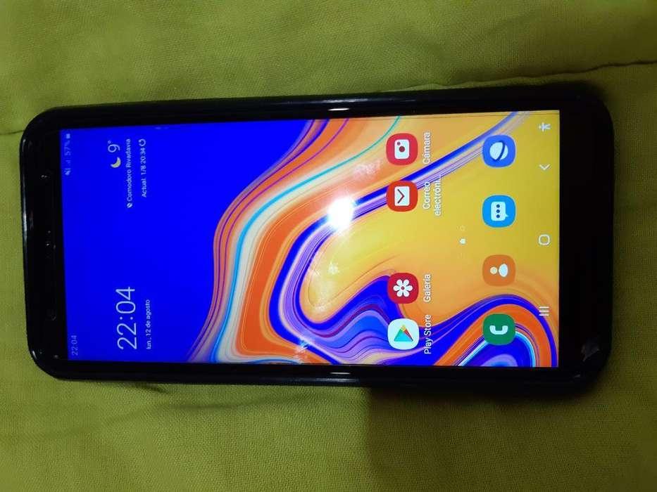 Samsung J4 Plus Fucsia