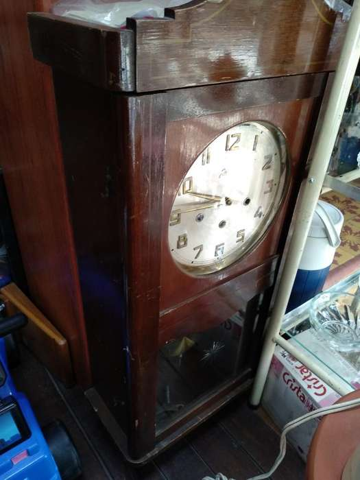 Reloj Antiguo De.pared Jawaco