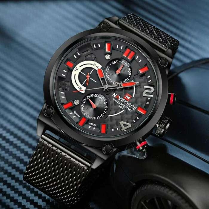 Reloj Naviforce Modelo Viper