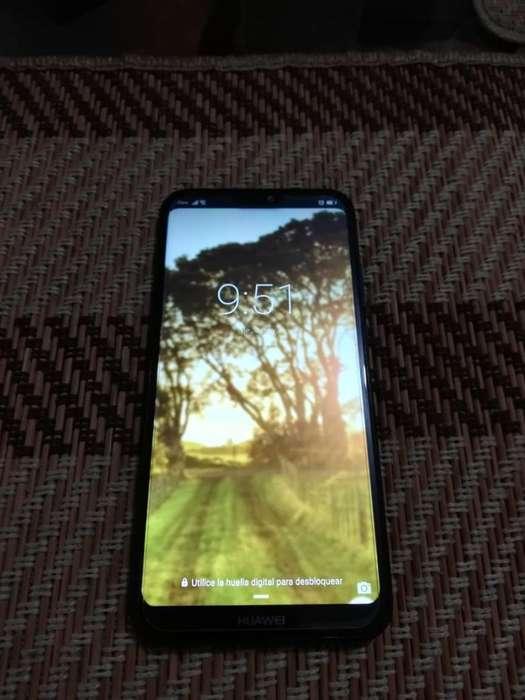 Huawei P20 Lite Negro en Cali