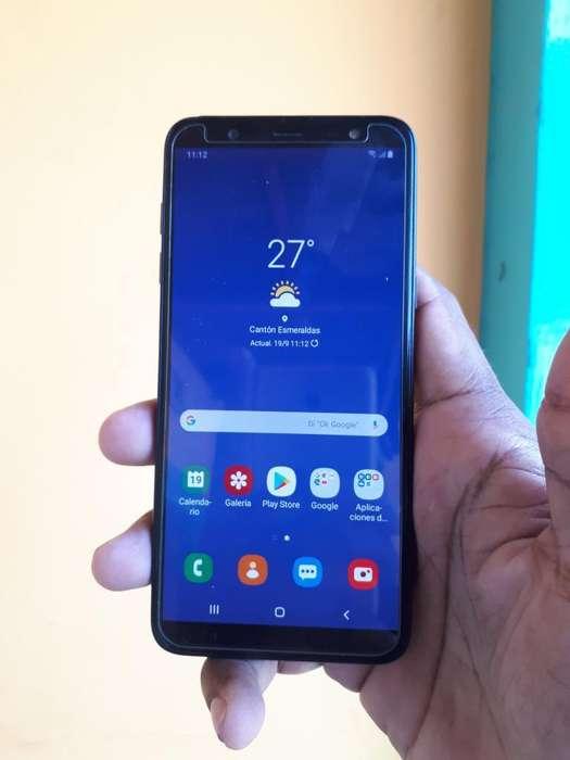 Samsung J8 2018 Duos 32gb Buen Estado