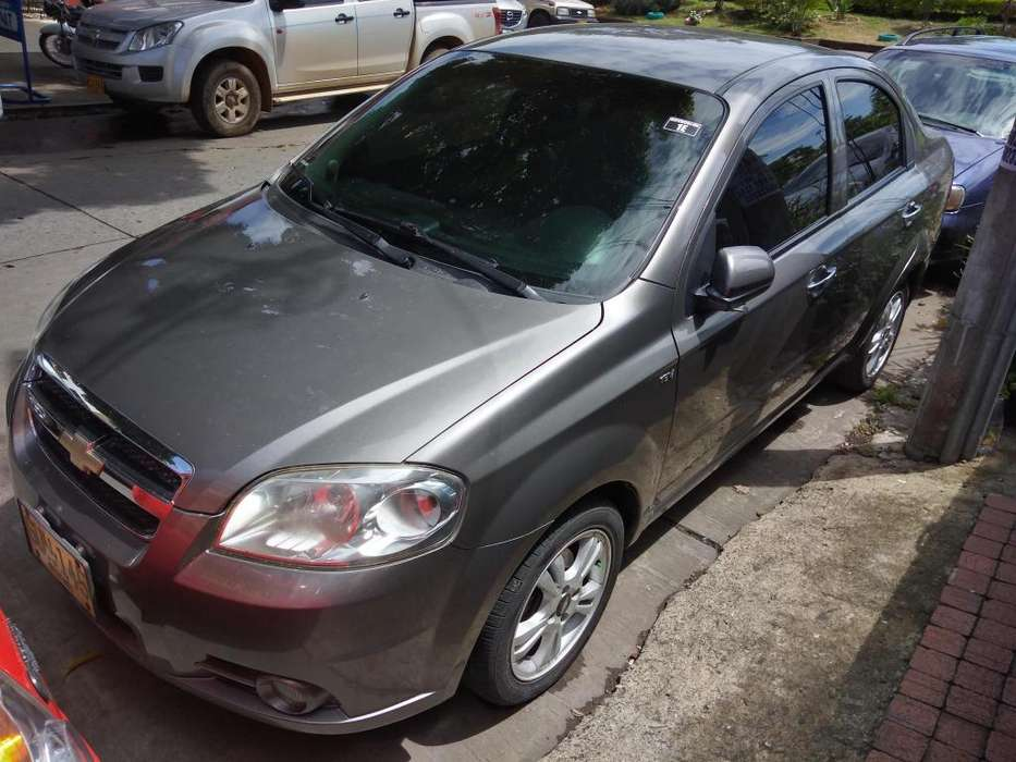 Chevrolet Aveo Emotion 2013 - 125000 km