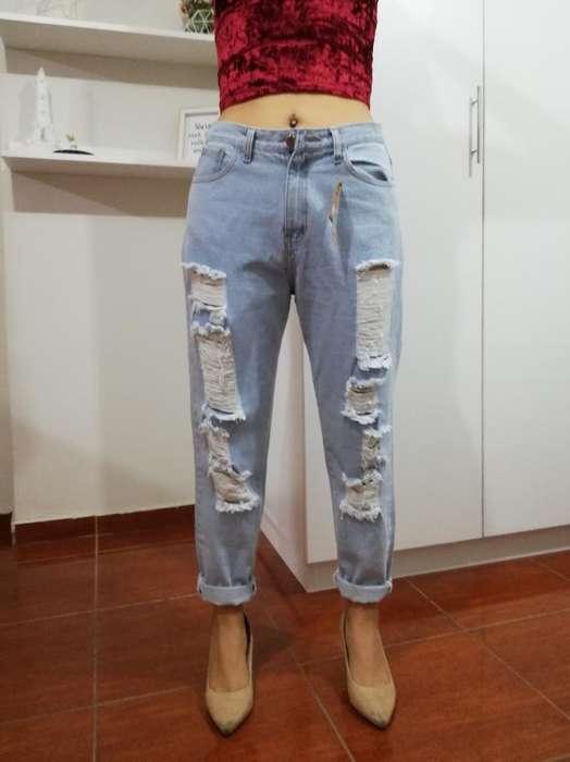 Vendo Boyfriend Jeans