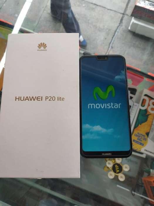 Huawei P20 Lite en Perfecto Estado
