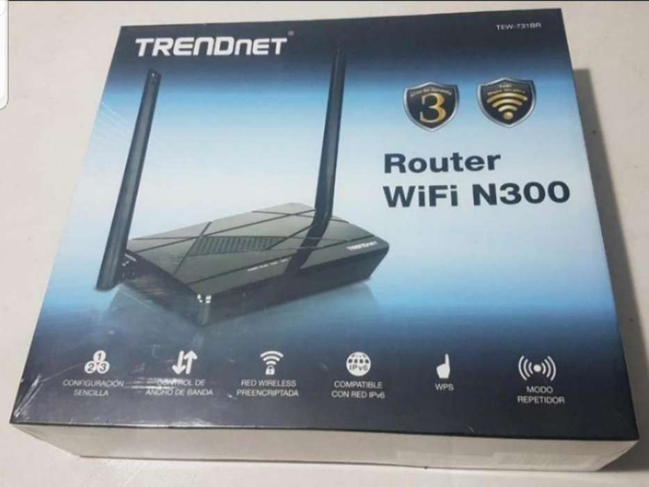 Router Wifi N300 Trendnet
