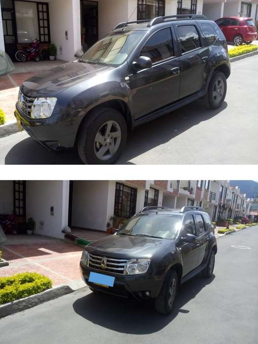 Renault Duster 2015 - 61230 km