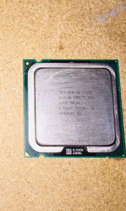 Procesador Intel Core 2 Duo E7500