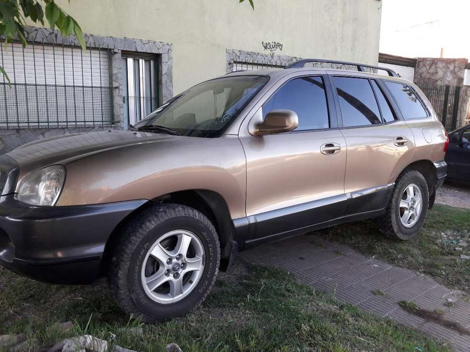 <strong>hyundai</strong> Santa Fe 2004 - 159900 km
