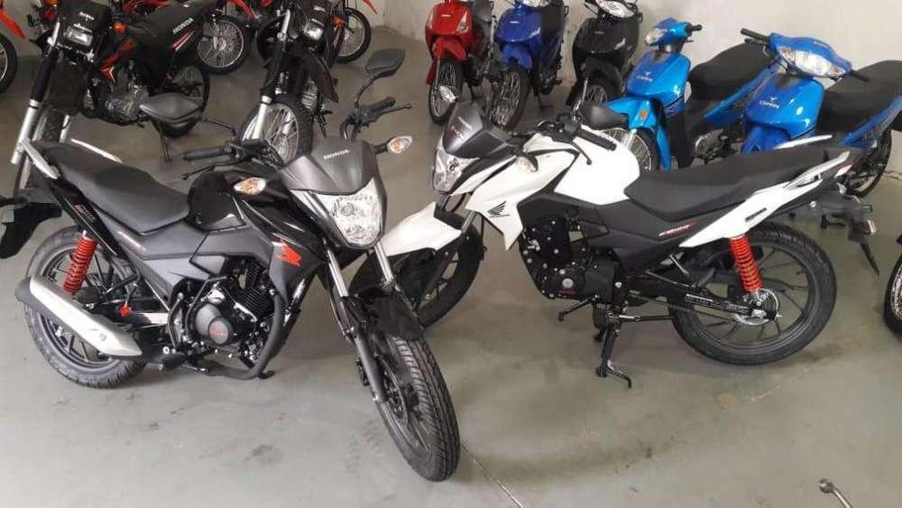 Honda Cbf 125 Twister 0km - Masera Motos -