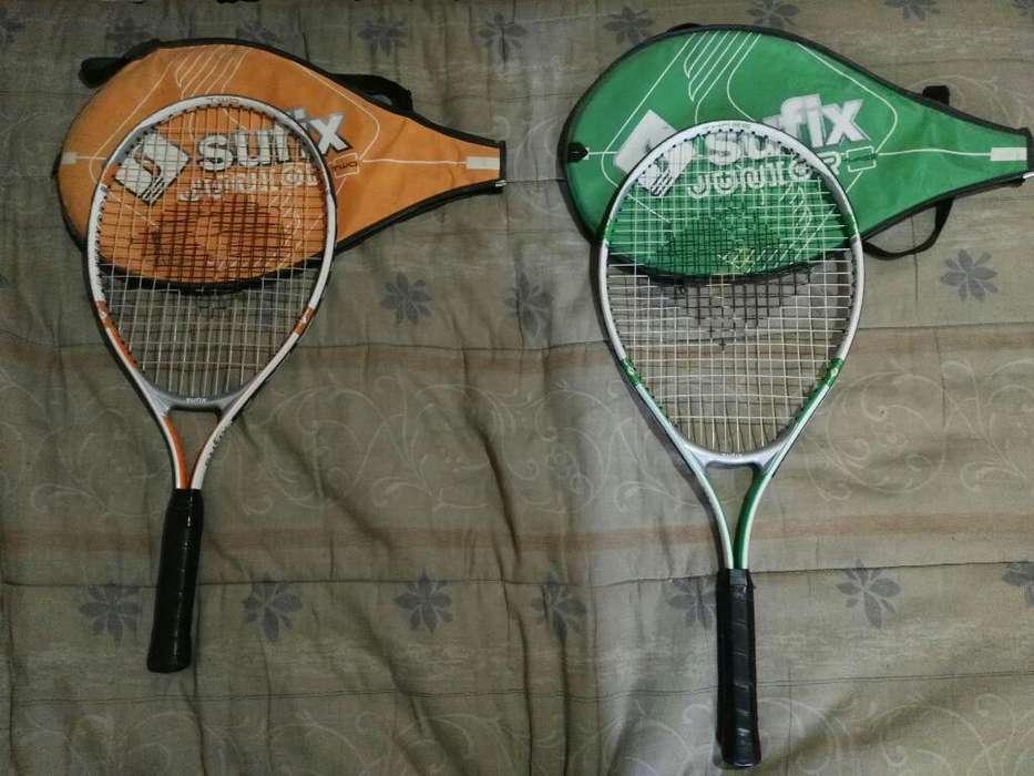 Raquetas Sufix Junior