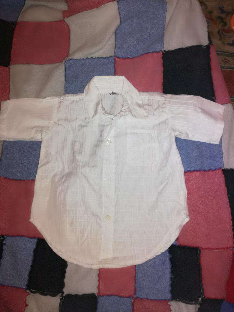 Camisa Blanca Bb