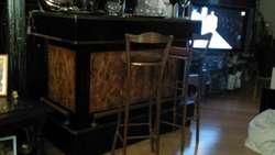 Vendo bar con banquetas