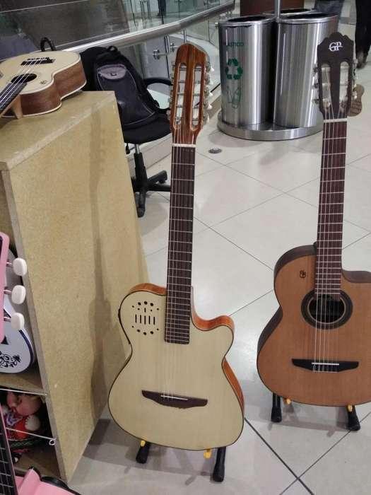 Guitarra Godin Nueva