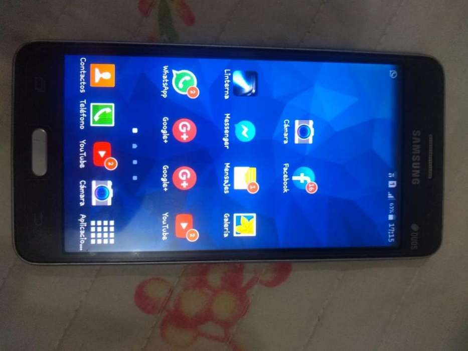 Vendo Samsung Grand Prime