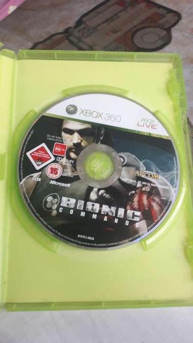 Juegos de Xbox360