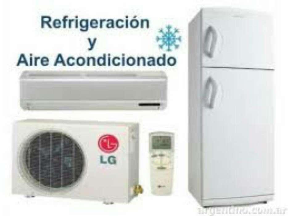 Busco Trabajo en Resfrigeracion .