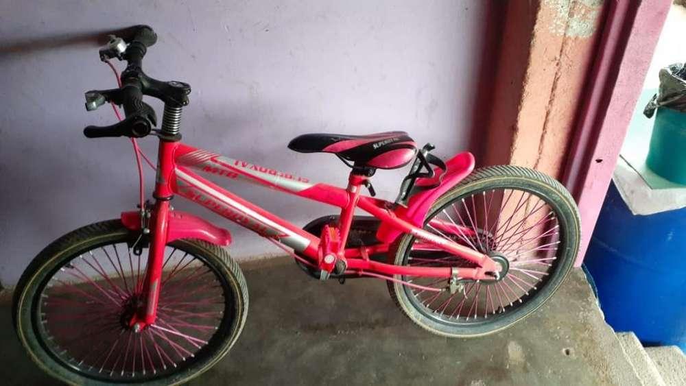 Bicleta Poco Uso