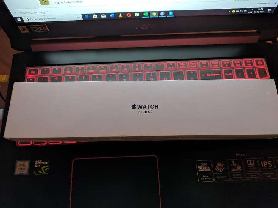 Apple Watch Serie 3de 38mm